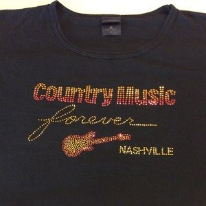 Country Music 🎸 Forever Tee🎼